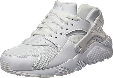 Nike Huarache Run (GS), Sneakers Basses Mixte Enfant