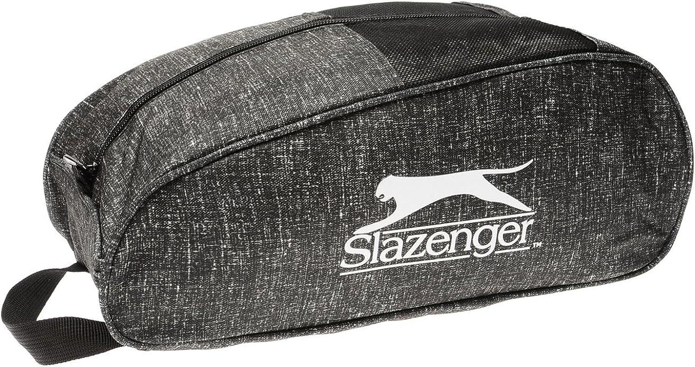 Slazenger Unisex Bolsa Funda para zapatillas De Golf Negro Talla única: Amazon.es: Zapatos y complementos