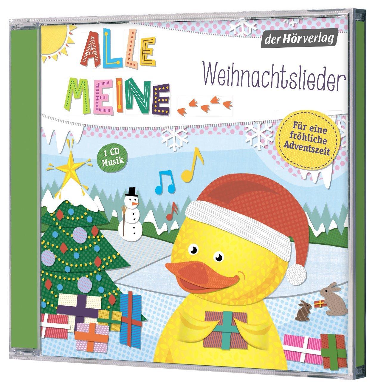 Alle meine Weihnachtslieder Alle meine ...-Reihe, Band 4: Amazon.de ...