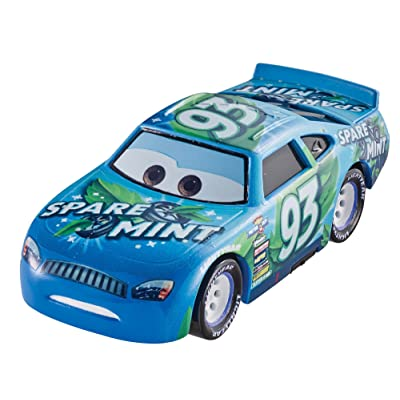 Disney Pixar Cars Die-cast Spare O Mint #93 Vehicle: Toys & Games