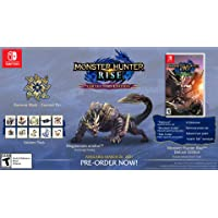 Monster Hunter Rise - Collector'S Edition - Nintendo Switch