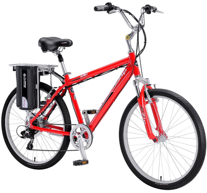 カリーテクノロジーズ メンズ eZip co Ride 2 エコライド 2 電動自転車 17インチ【並行輸入品】+NONOKUROオリジナルグッズ B00L827SYU