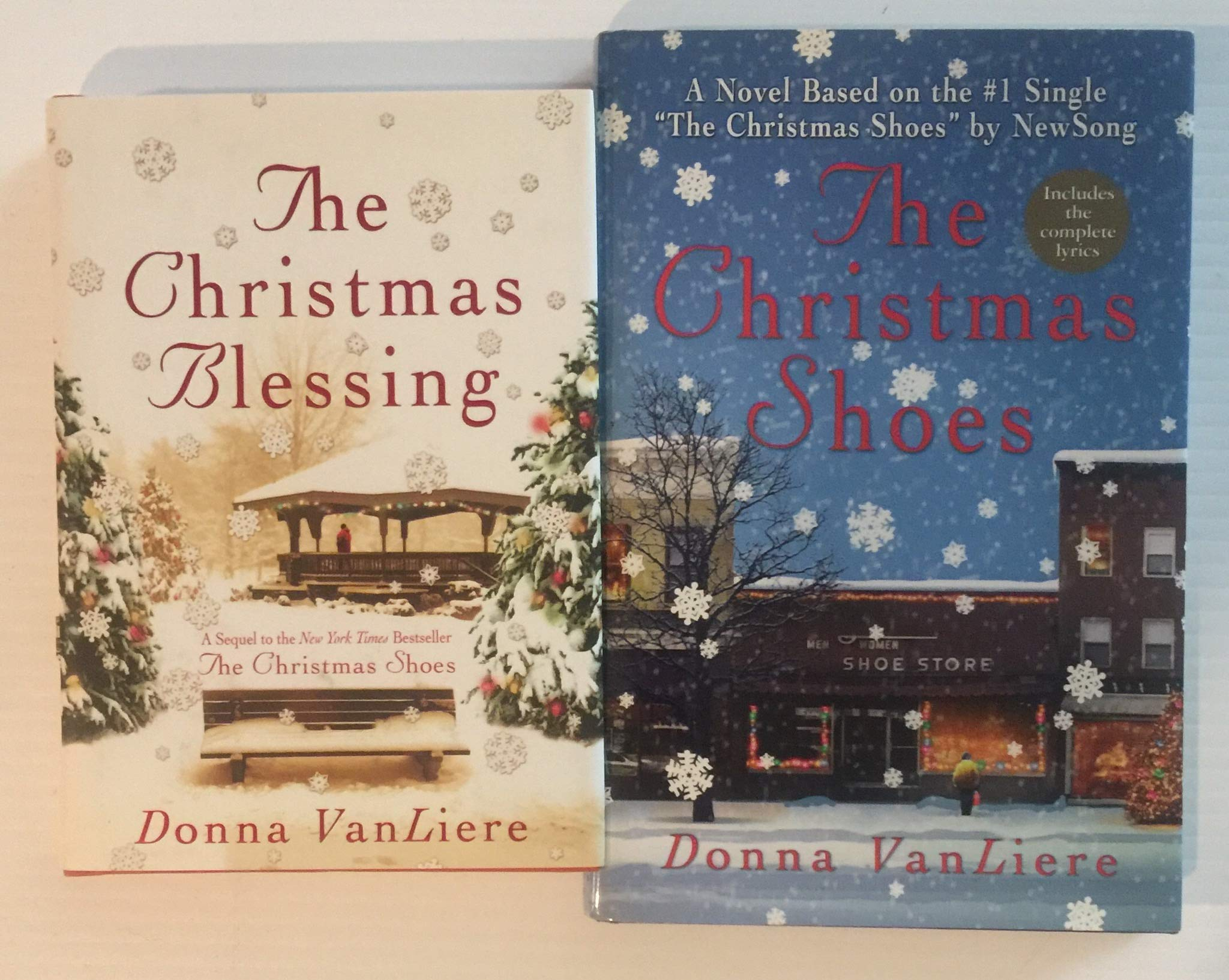 Christmas Shoes Lyrics.2 Christmas Books 1 The Christmas Blessing 2 The