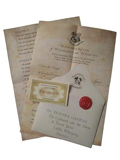 8defea0cb104f Mc Sid Razz Hogwarts Acceptance Letter
