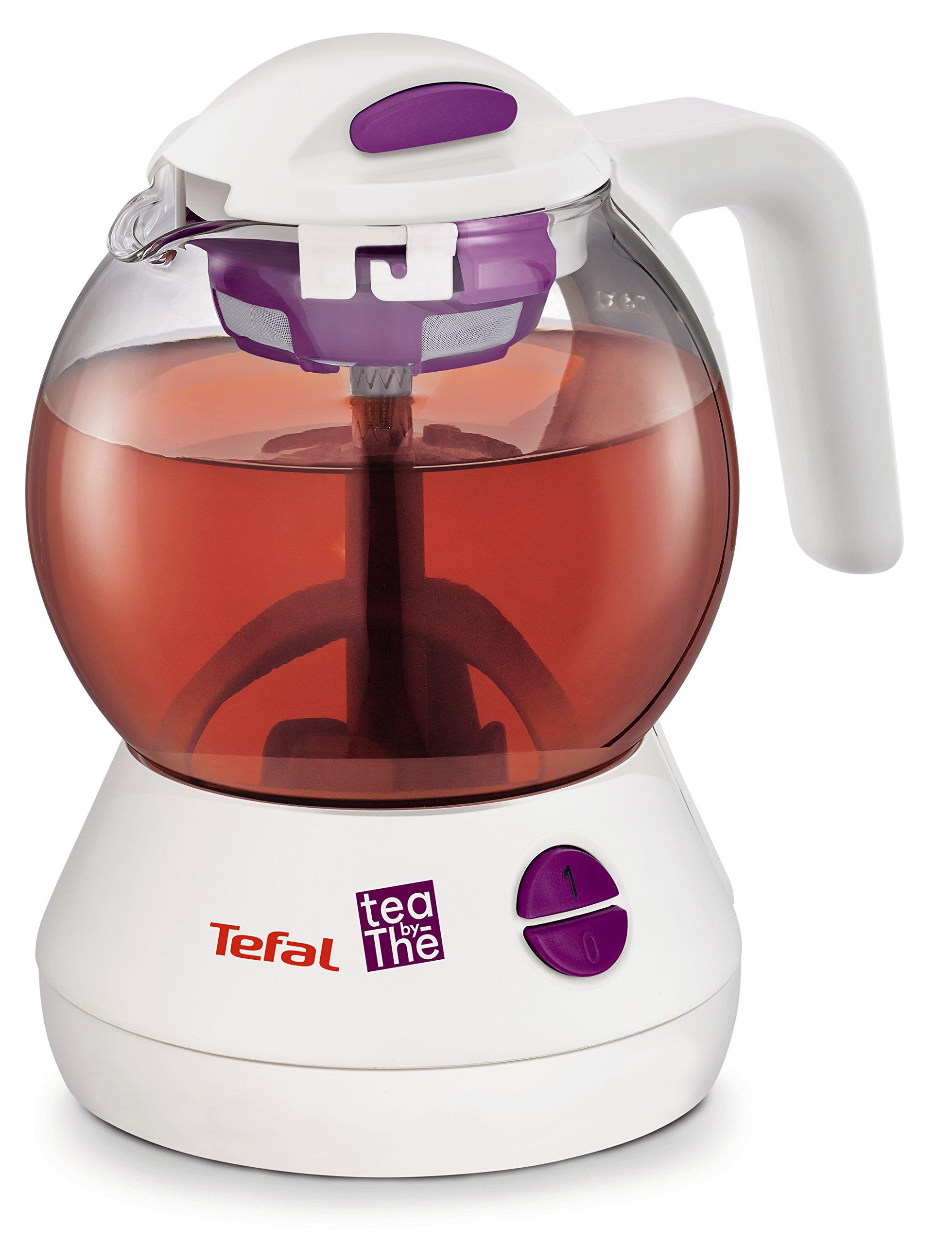 Tefal BJ1100FR Théière Électrique Magic Tea Sans Fil 1L Système Infusion Intégré Minuteur Filtre product image
