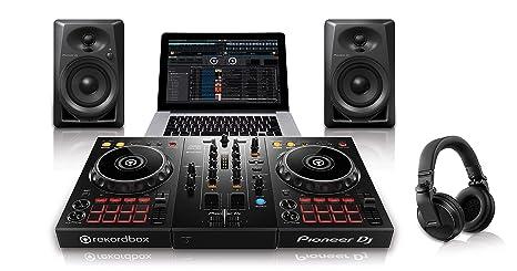 Amazon.com: Paquete Pioneer Pro DJ DJ (PKSTP03): Musical ...