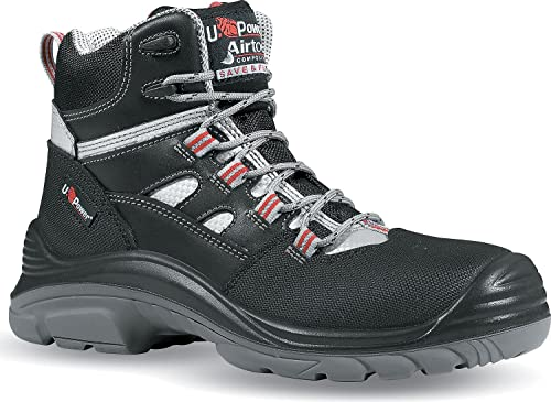 U-Power CROSS - Bota de seguridad, S3, para hombre, color negro