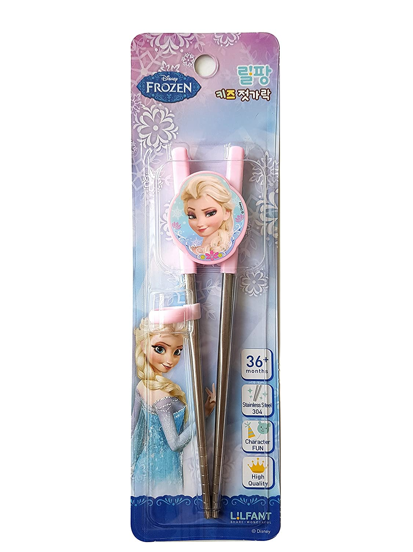 Frozen Stainless Steel Training Chopsticks by Disney   B00MKADQLS