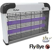 Fly-Bye Lámpara Anti Mosquitos de 20W con Luz