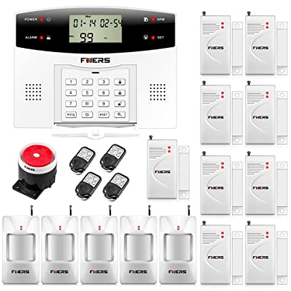 Fuers – G2 Kit sistema de alarma de casa alarma antirrobo inalámbrico auto llamada telefónica