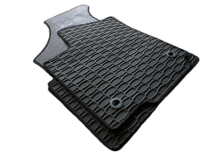 Fußmatten $$$ Gummimatten passend für Mercedes Benz SLK R170 AMG Gummi NEU