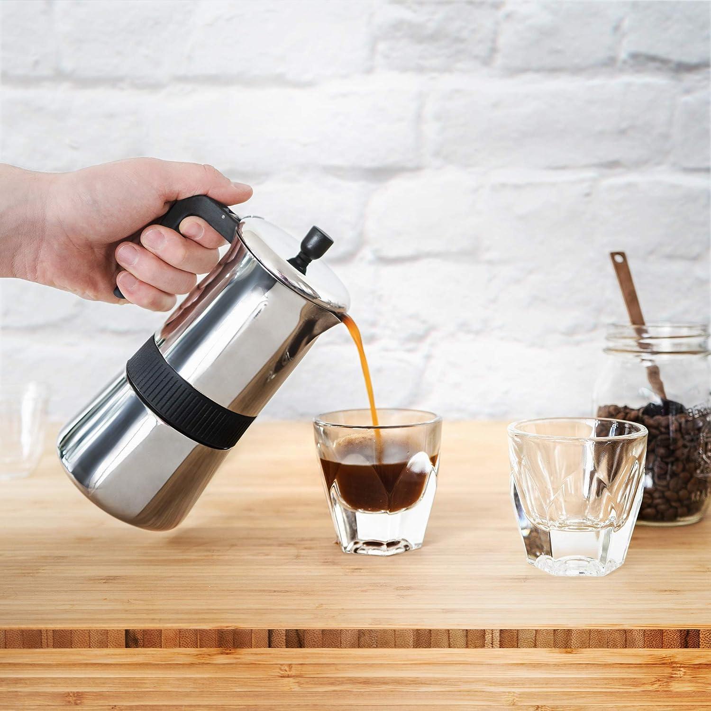 Item #50024 BRIM 6 Cup Moka Maker
