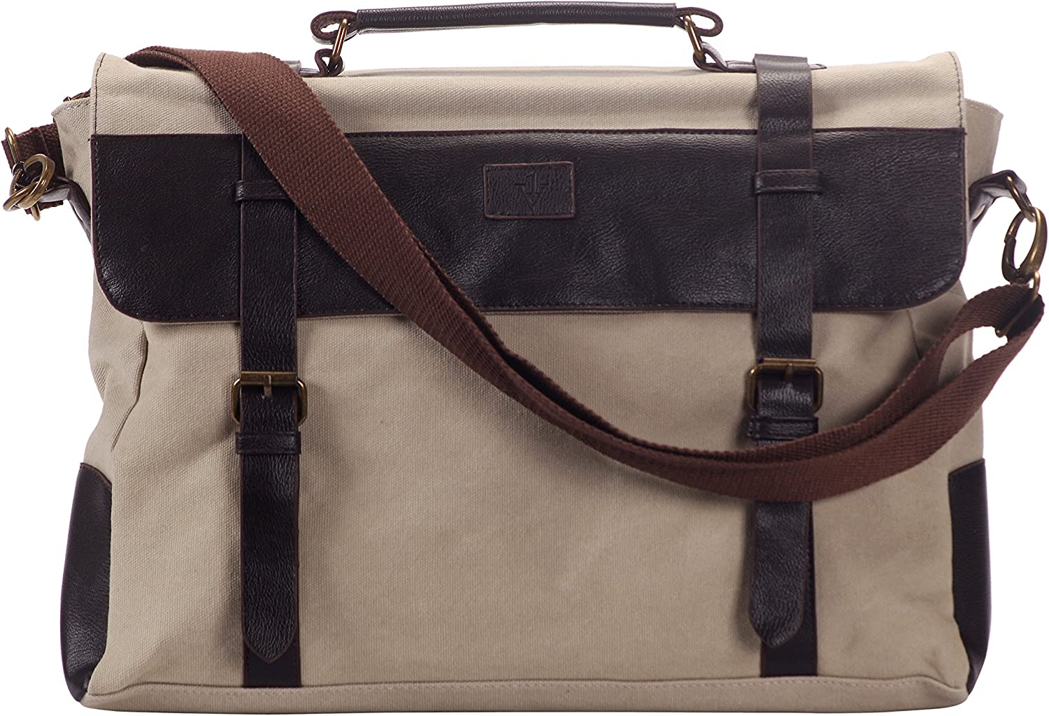 The Adare Charger Messenger Bag