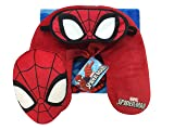 Jay Franco Marvel Spiderman 3 Piece Plush Kids
