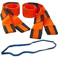 Antebrazo Forklift l74995cnfrb & Moving correas de elevación con última intervensión mover la banda de goma, color naranja