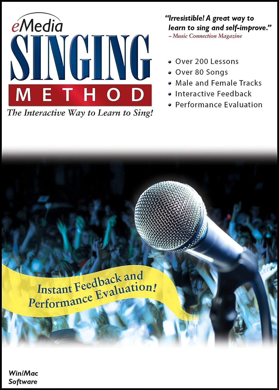 eMedia Singing Method [PC Online code]