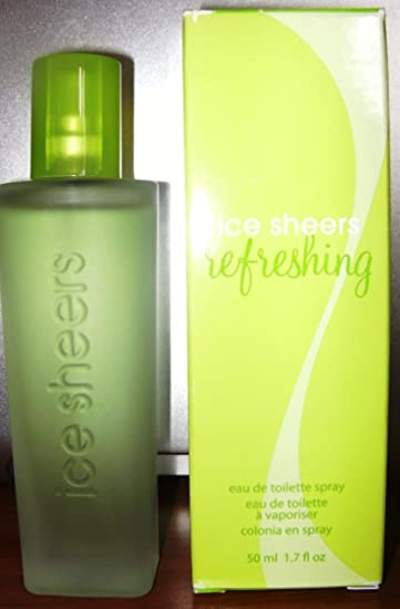 Avon Ice Sheers Refreshing Eau De Toilette Spray