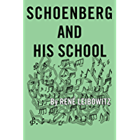 Schoenberg and His School book cover