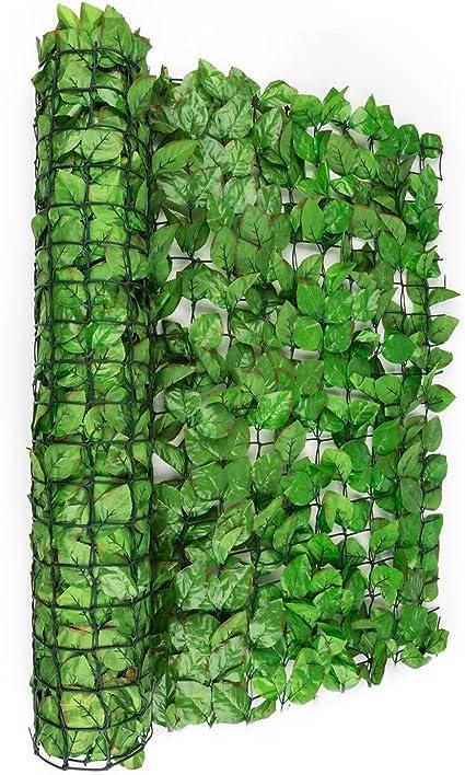 Zierelement Zaun Blätter Flügeltor 018 Blatt Zierblatt Zaunelement 330x100 mm