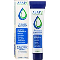 American Biotech Labs - ASAP OTC Wound Dressing Gel - First Aid and Burn Relief - 1.5 oz.