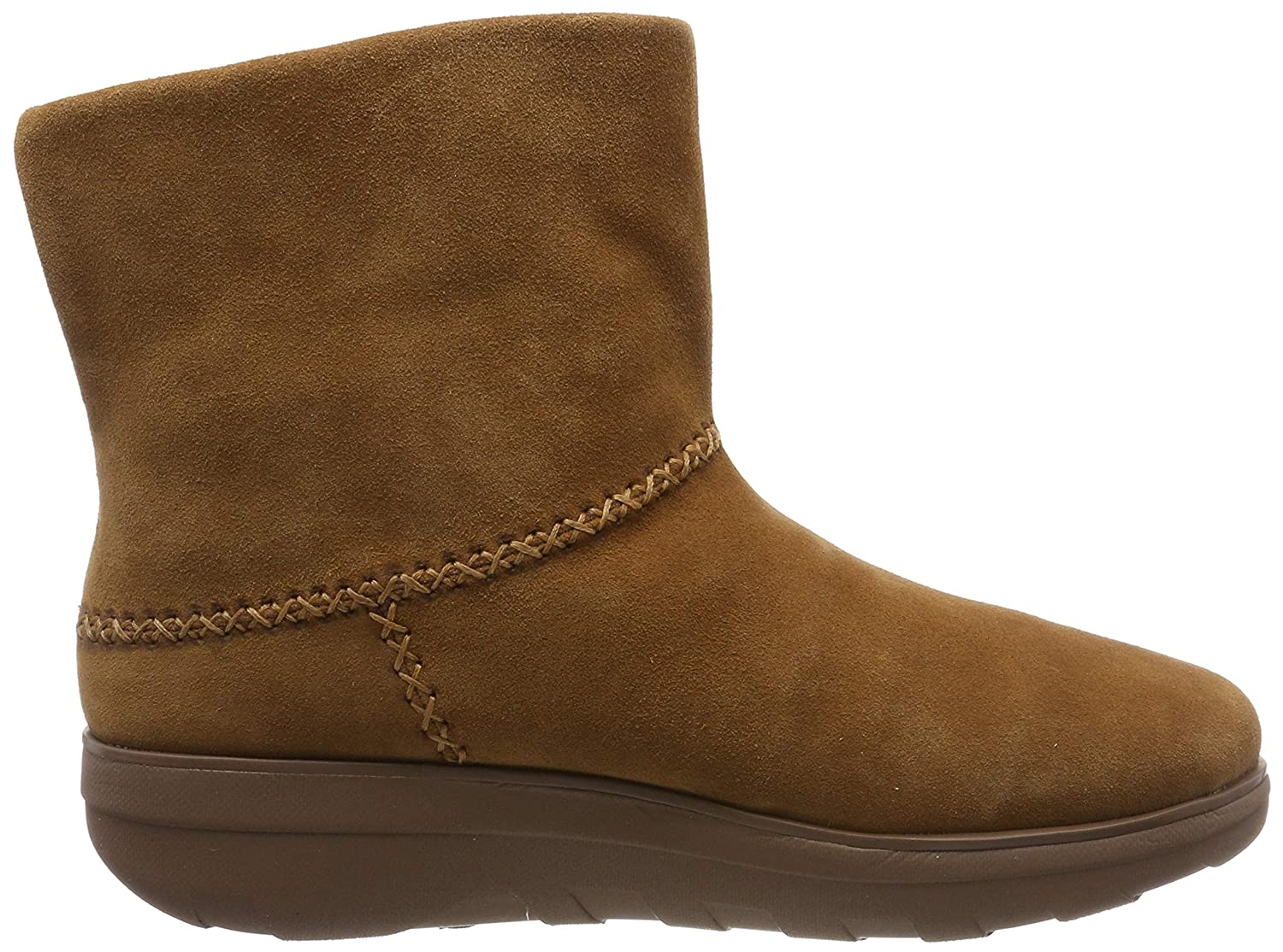 Fitflop Supercush Mukloaff TM Shorty, Baskets Hautes Femme