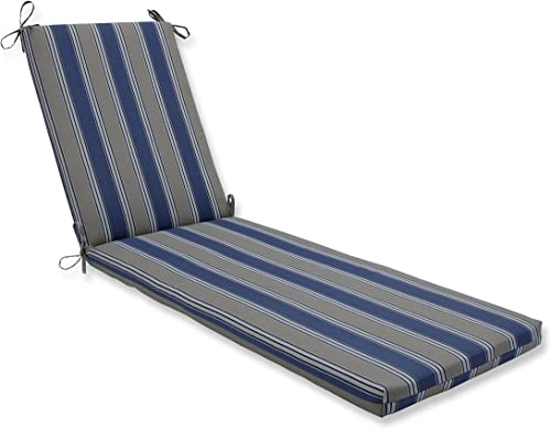 Pillow Perfect Outdoor Indoor Hamilton Cadet Chaise Lounge Cushion 80x23x3