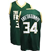 $178 » Giannis Antetokounmpo Autographed Signed Greek Freak Basketball Jersey JSA COA Milwaukee Bucks