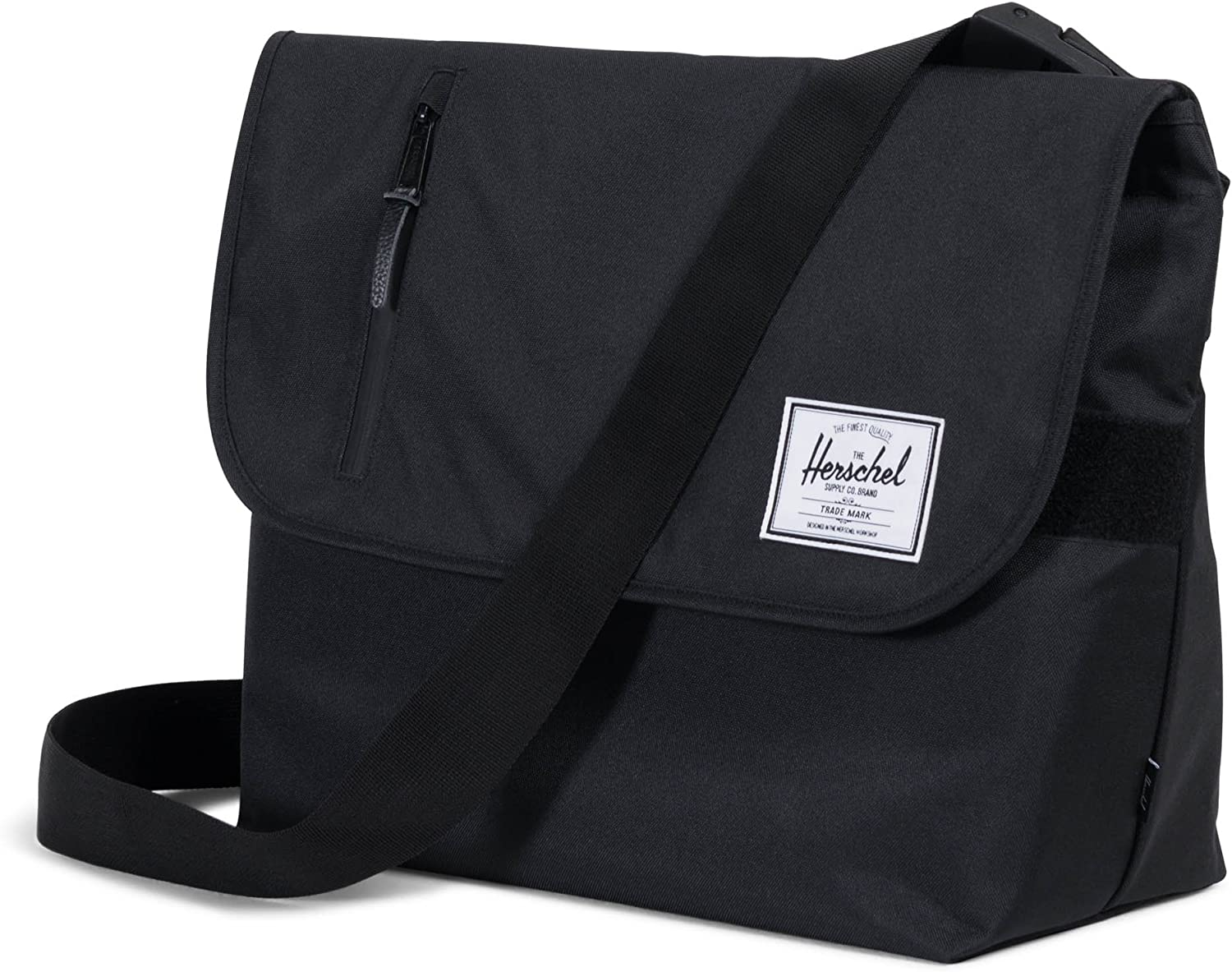 talla /única Raven Crosshatch Bolso bandolera Adulto Unisex Herschel supply Pop Quiz Messenger Bag