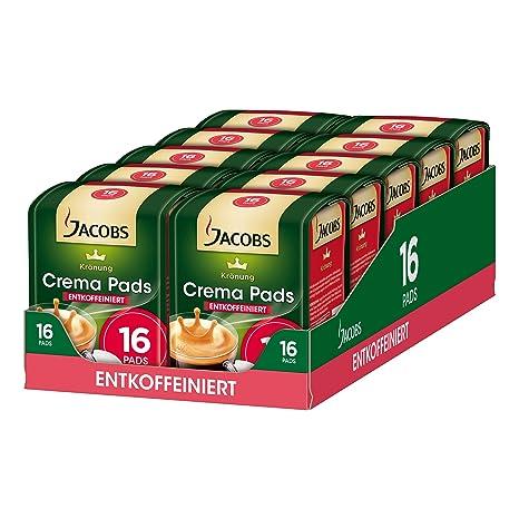 Jacobs Krönung - Cápsulas de café (para todo tipo de máquina,10 paquetes de