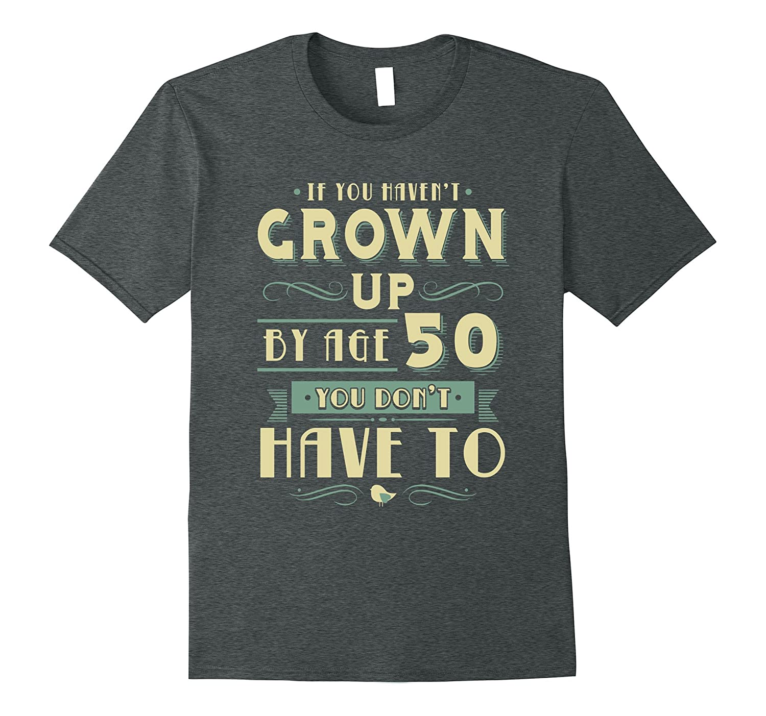 50th Birthday T Shirt For 50 Year Old Man Or Woman Cd Canditee