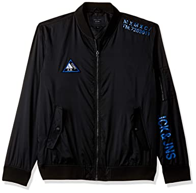 Jack   Jones Men s Nylon Jacket  Amazon.in  Clothing   Accessories f7574dfd08