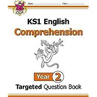 KS1 English Targeted Question Book: Year 2 Comprehension - Book 1 (CGP KS1 English)