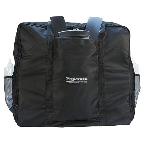Amazon.com: Bolsa de transporte de 22.0 in con bolsillos de ...