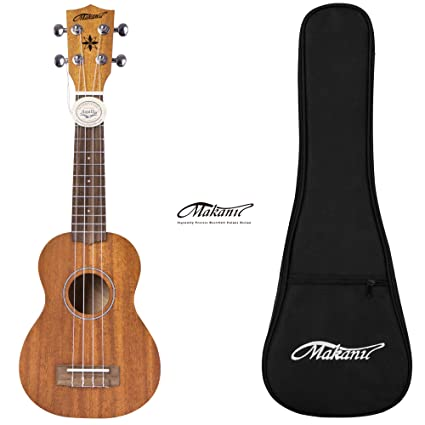 High Quality 21 Ukulele 42mm Slim Design Soprano Ukelele Sapele Body With Mahogany Fingerboard Wide Selection; Stringed Instruments
