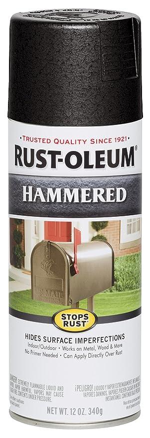 Rust Oleum 7215830 6 Pk Stops Rust Rust Oleum 6 Pack Black
