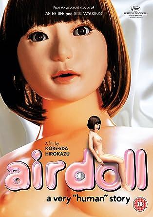 Air Doll Edizione: Regno Unito Edizione: Regno Unito: Amazon.it: Doona Bae,  Arata, Itsuji Itao, Hirokazu Koreeda, Doona Bae, Arata: Film e TV