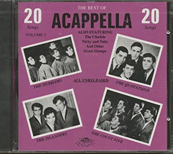 Best of Acapella 3: Amazon co uk: Music