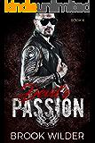 Devil's Passion (Devil's Martyrs MC Book 6)