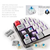 60% Mechanical Keyboard (Blue Cherry MX) - 64