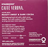 Starbucks K-cups Caffe Verona K-Cups Caf Verona, 10 CT