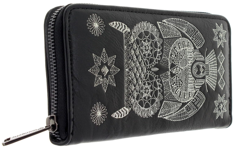 Loungefly - Cartera para mujer de Material Sintético Mujer, color Negro, talla One Size: Amazon.es: Ropa y accesorios