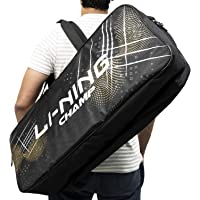 Li-Ning ABDP-374 Champ 6 in 1 Badminton Kitbag - with Additional Shoe Bag