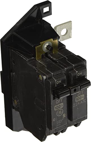 GE Energy Industrial Solutions THQMH100CP Master Main Breaker Kit, 100-Amp