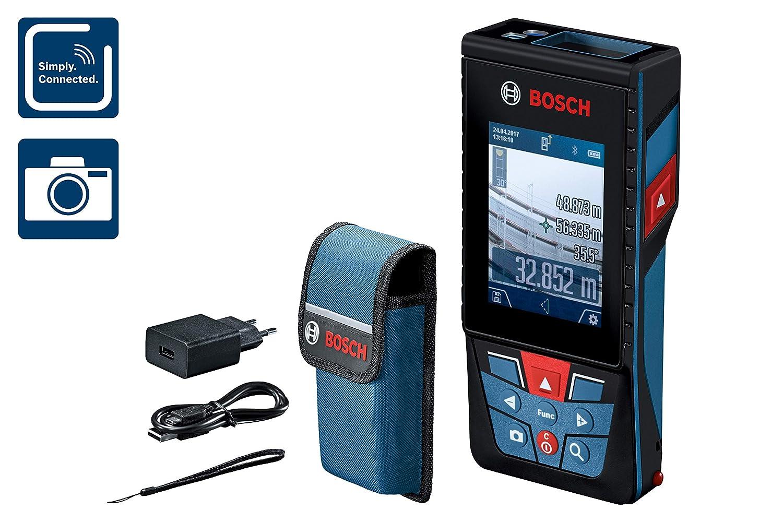 Bosch Entfernungsmesser Stativ : Bosch professional laser entfernungsmesser glm c messbereich