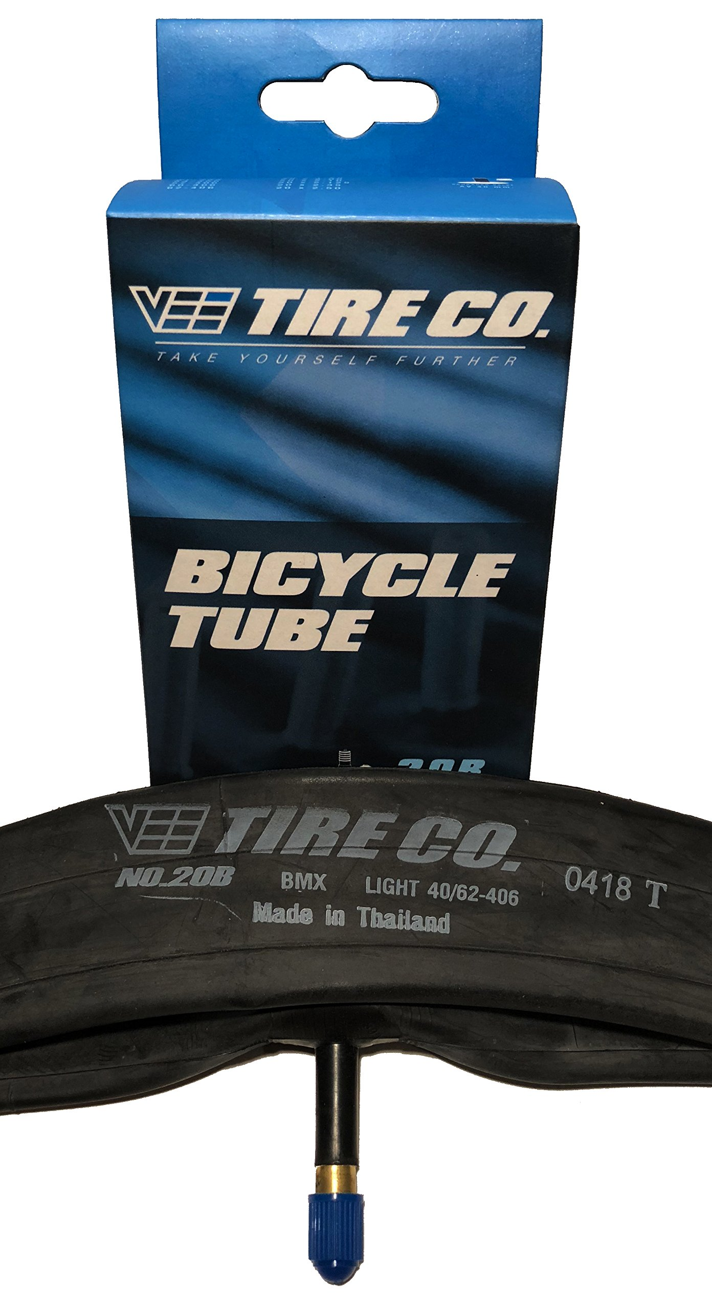 Pair (2) 20x2.10 Vee Tire 20 inch Bike Tire Bicycle Inner Tube Schrader Valve