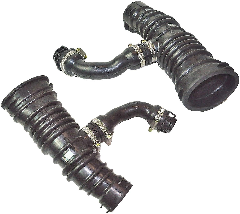 D2P Filtro de Aire Flujo de Manguera para Ford Focus C-MAX 1.6 TDCI 3 m519 a673mg 1336611: Amazon.es: Coche y moto