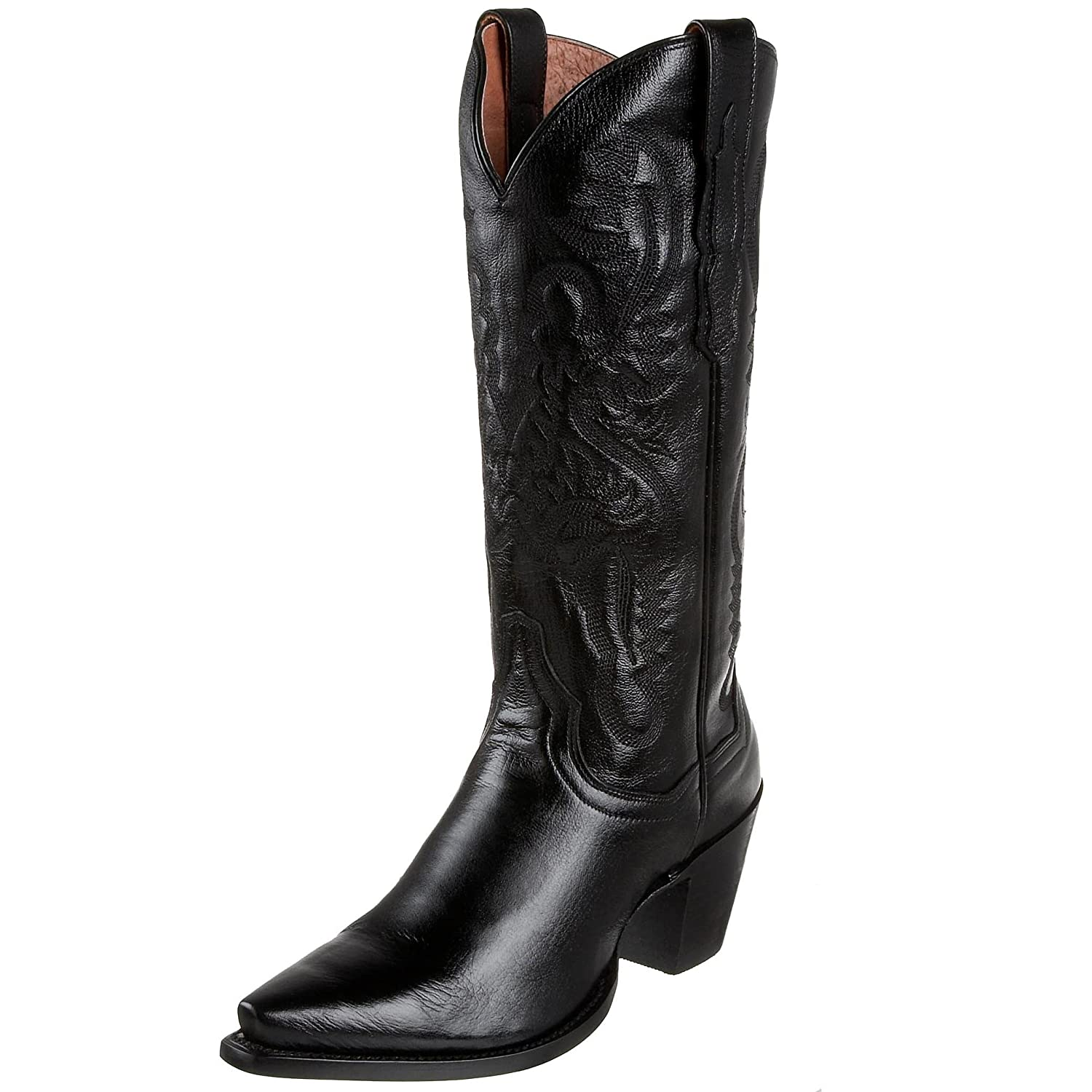 Dan Post Women's Maria Western Boot B003VXQ69C 5.5 M US|Black