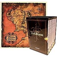 Estuche Tolkien 6 vols. + mapa + postales (Biblioteca J. R. R. Tolkien)