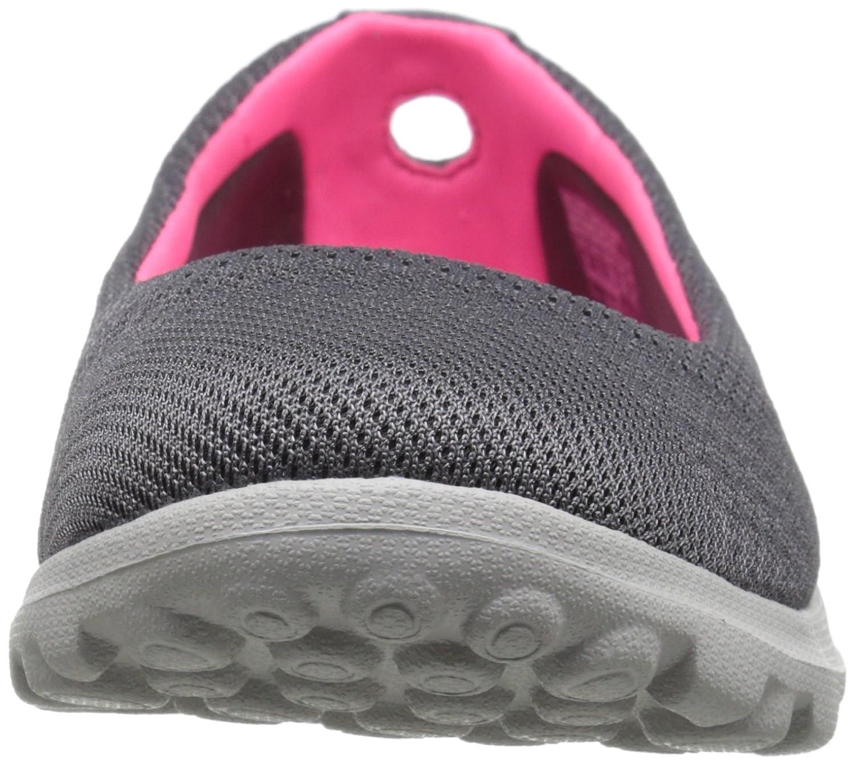 Skechers Para Mujer Resbalón En Zapatos Para Caminar w7VTGJmtR3