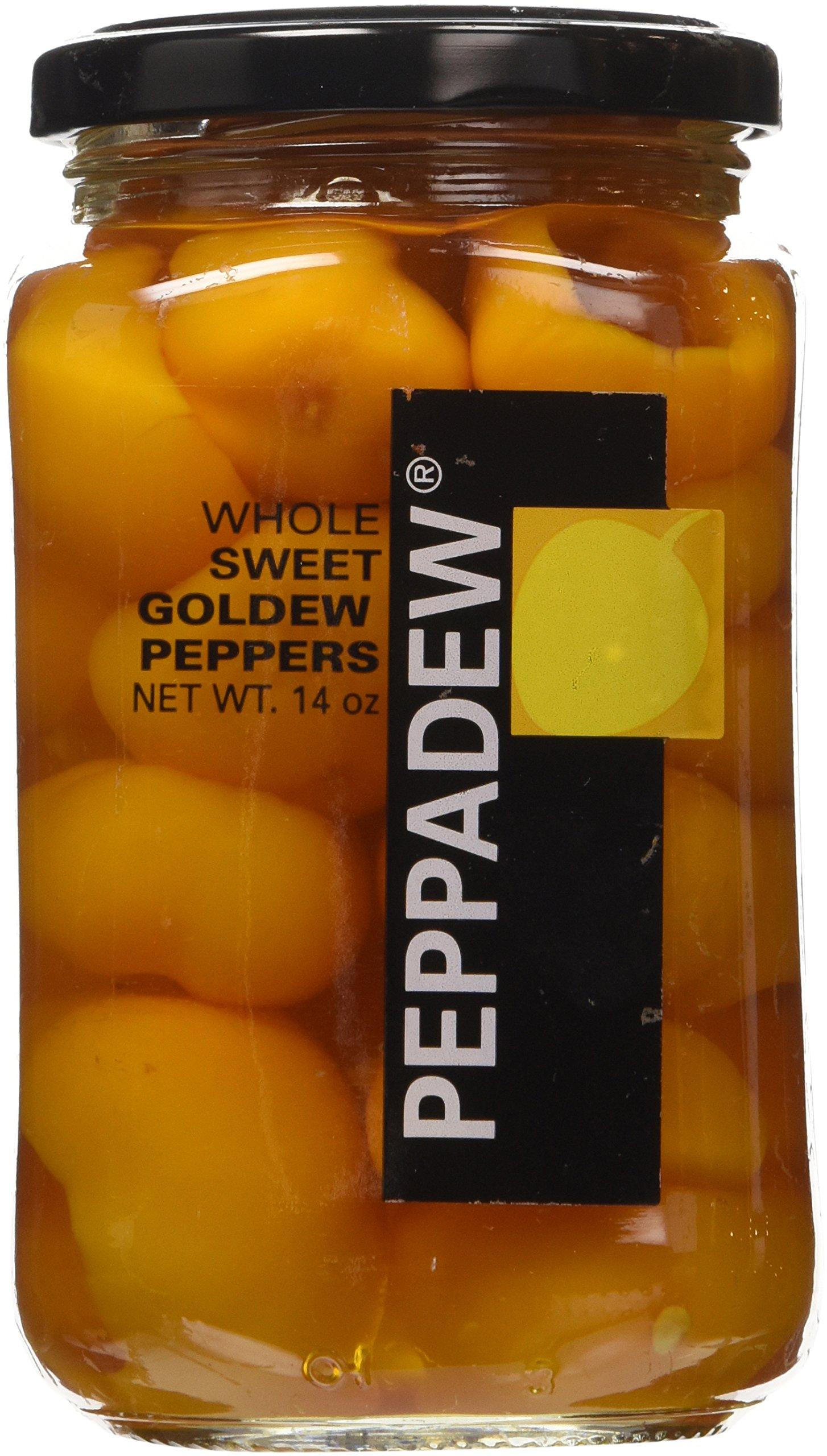 Golden Peppadew Peppers (14 ounce)